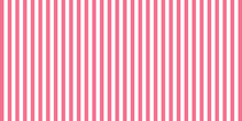 Abstract Pink And White Stripes Background