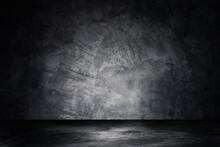 Abstract Image Of Studio Dark ...