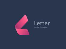 Letter L Logo Icon Design Temp...