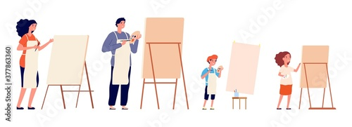 Canvas Print Painters