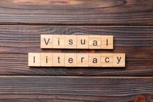 Visual Literacy Word Written O...