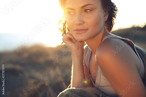 Fotografie, Obraz Beautiful woman