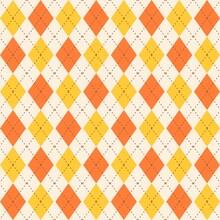 Argyle Seamless Pattern In Cla...