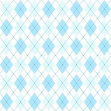 Argyle Seamless Pattern In Lig...