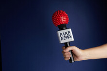 Coronavirus Fake News. Concept About False Ant Manipulated News.