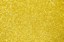 Abstract Gold Glitter Sparkle ...