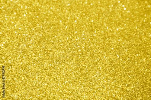 Plakaty kolor złota  abstract-gold-glitter-sparkle-bokeh-light-background