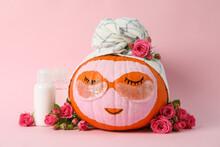 Skincare Supplies, Pumpkin Wit...