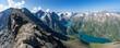 Gipfelpanorama vom Kempsenkopf (Hohe Tauern)