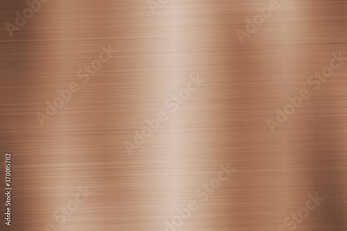 Fotografía Copper metal texture and background