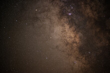 Close-up Image Of The Milky Wa...