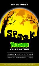 Halloween Sales Social Media Feed