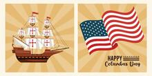 Happy Columbus Day Celebration...
