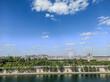 canvas print picture  quai de la Seine à Paris