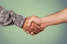 Business Agreement Handshake O...