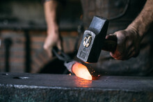 Crop Blacksmith Casting Iron