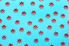Colorful Paper Background With...
