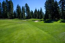 Golf Course Fairway, Sand Trap...
