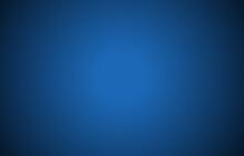 Gradient Blue Background. Vect...