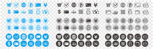 Cashless And Money Vector Icon...