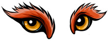 Animal Eye Vector Illustration...
