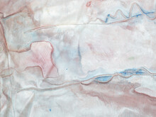 Abstract Pearl Watercolor Back...