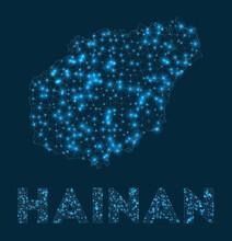 Hainan Network Map. Abstract G...