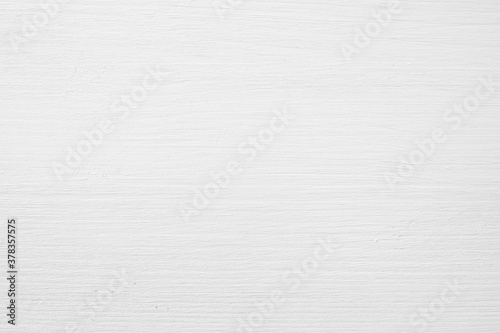 Obraz na plátně wooden white background covered with paint.