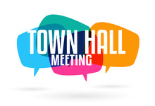 Town Hall Meeting On Speech Bu...