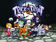 Happy Halloween Illustration B...
