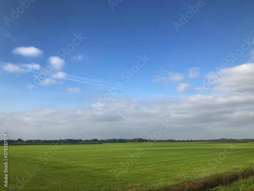 Fotografía Dutch polder landscapes