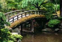 Japan, Kyoto,ÔøΩFootbridge ...