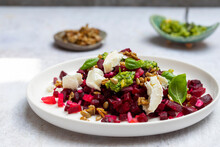 Beetroot Salad With Pesto And ...