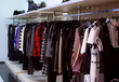 canvas print picture - Fashion store
