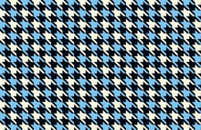 Houndstooth Seamless Pattern B...