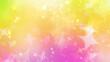 Leinwandbild Motiv particle star twinkle glitter effect background