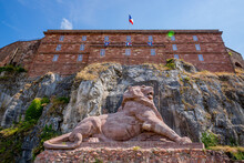 Le Lion De Bartholdi De Belfort