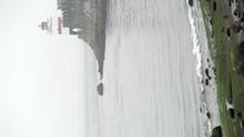 Brockton Point Lighthouse Burrard Inlet 4K UHD