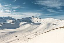Scenic Panoramic View Of Silvr...