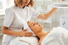 Cosmetologist Or Dermatologist...