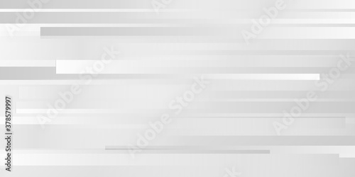 Grey shiny white abstract background geometry shine and layer element vector for presentation design. Suit for business, corporate, institution, party, festive, seminar, and talks.