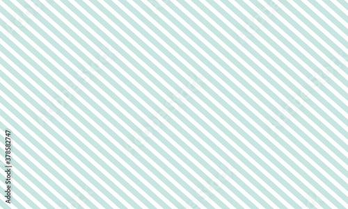 Canvastavla Hintergrund mit Streifen in hellblau und weiß als Vorlage für Karte