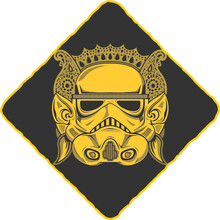 Vector Trooper Tribute In A Cu...