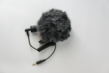 External Microphone For Camera...