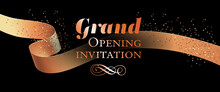 Grand Opening Invitation Card ...