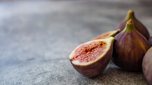 Fresh Figs. Food Photo. Whole ...