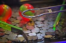 コイン落とし ゲームセンター