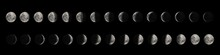 Phases Of The Moon, Lunar Cycle