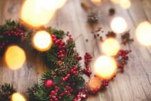 Christmas Wreath Decorations C...