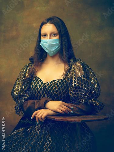 Photo Face mask
